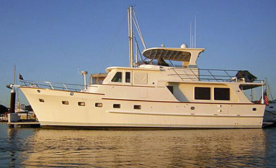 Defever 56 | Atlantic Yacht Works | Chesapeake Bay